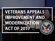 Veterans Appeals Improvement and Modernization Act of 2017