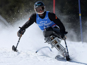 Paralympian Retired U.S. Army Sergeant Heath Calhoun