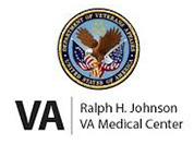 Ralph H. Johnson VA Medical Center logo.