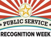 Public Service Recognition Week Logo