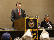 Robert Wilkie, Secretary of VA