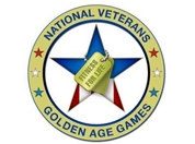 VA National Veterans Golden Games logo