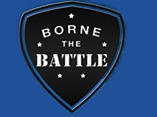 Borne the Battle logo