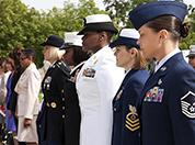 female service members