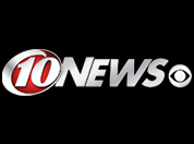 logo for CBS channel 10 Tampa