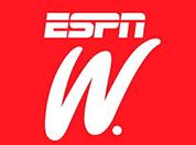 ESPN W logo