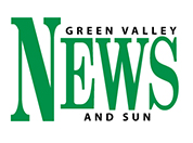 Green Valley News logo