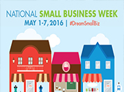 National Small Business Week Promotion dates