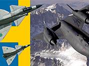 Swedish jets