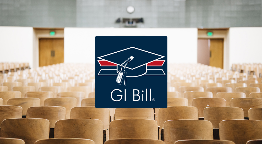 GI Bill benefits to continue