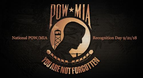 POW-MIA logo