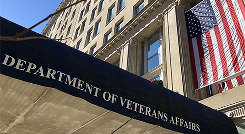 US Department of Veterans Affairs building
