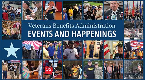Veterans Month poster