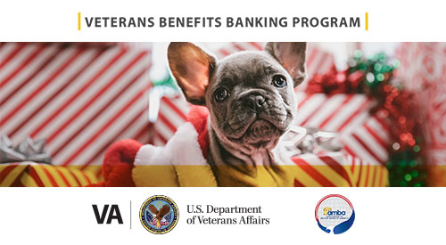Veterans Benefits Banking Program Holiday