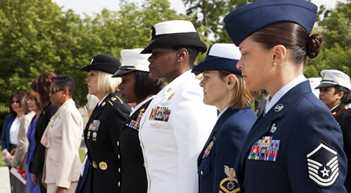 Women Veterans have access to VA resources