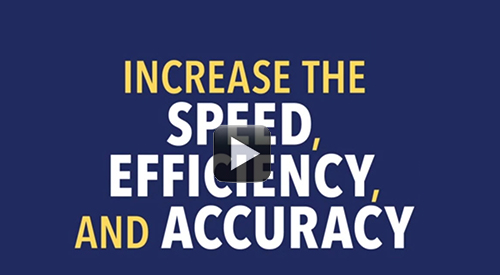 Text increase the speed, efficiency, and accuracy.