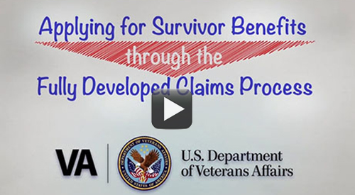 Application for Survivor Benefits