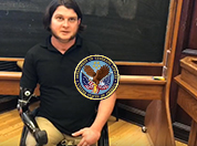 Timothy, Student Veterans of American