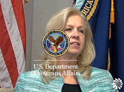 VA Under Secretary for Benefits, Allison Hickey
