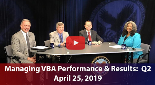 Video still from the Managing VBA Performance and Progress webcast