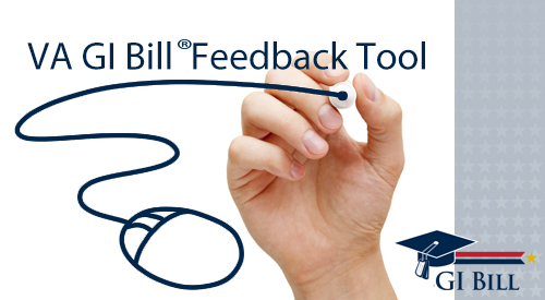 GI Bill Feedback Tool