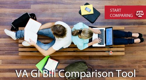 GI Bill Comparison Tool