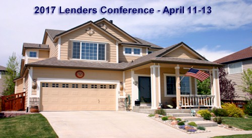 2017 Lenders Conference - April 11-13