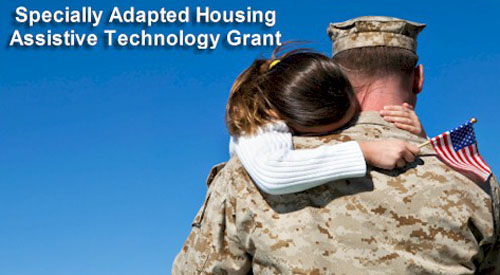 Specially Adapted Housing Assistive Technology Grant