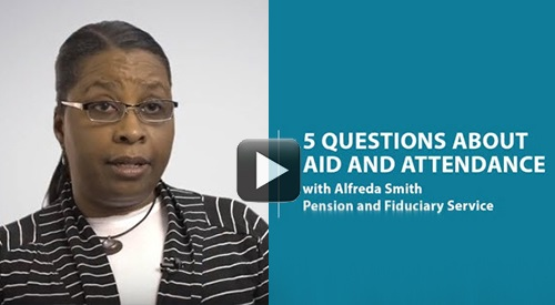 5 Questions about Aid and Attendance with Alfreda Smith