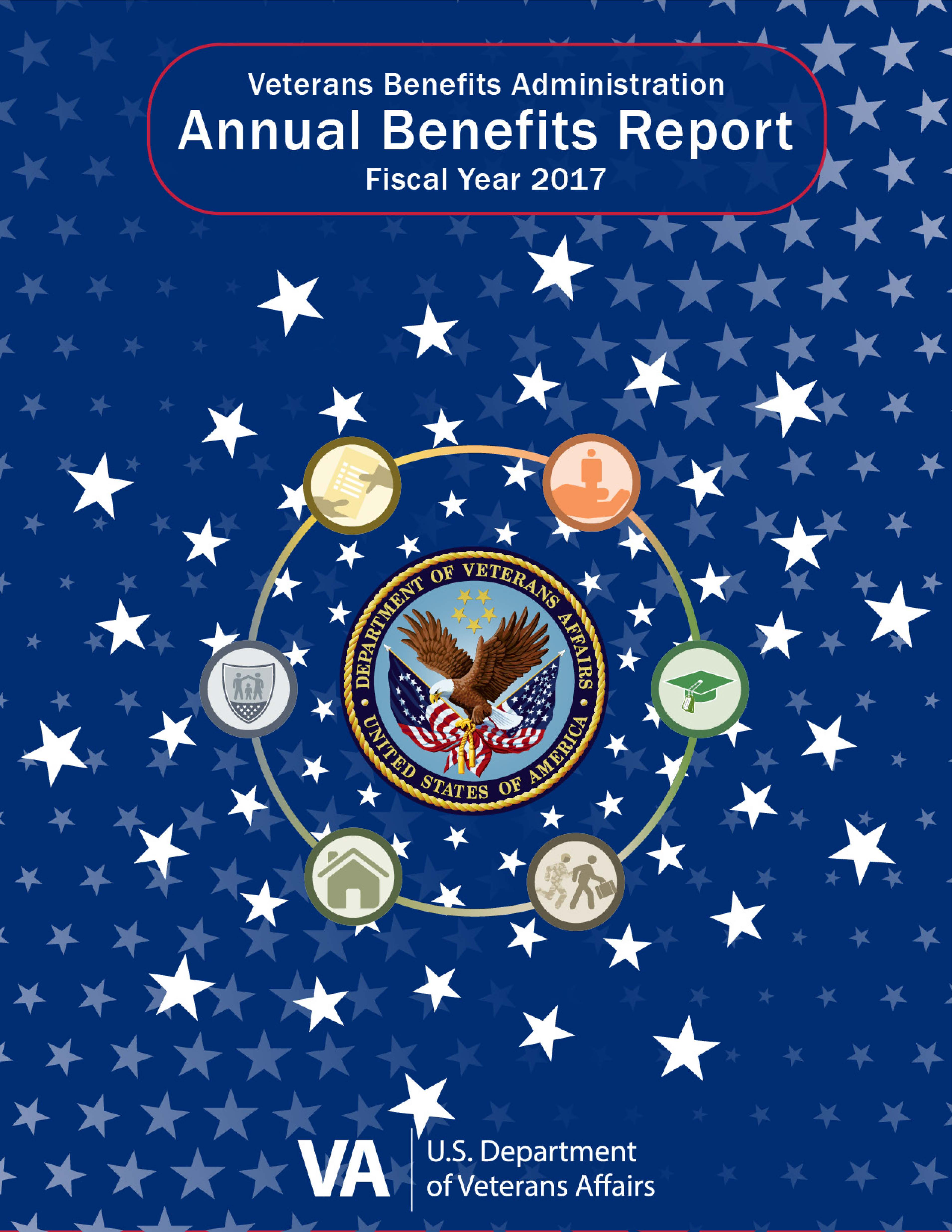 Annual Benefits Report FY17 Cover