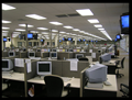 Computer Room Depicting - Call Center 2