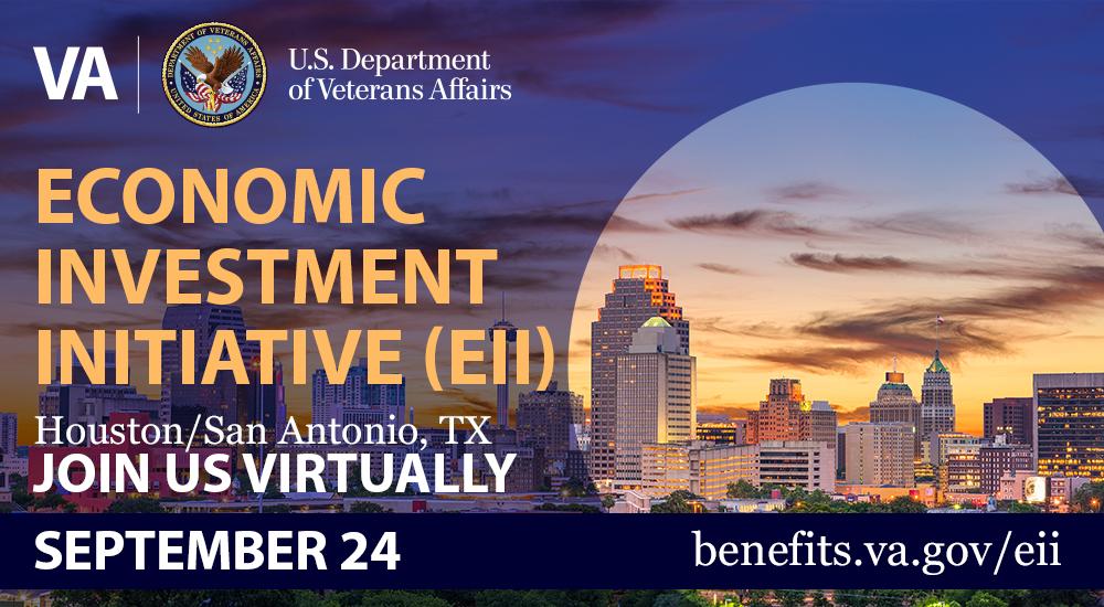 Economic Investment Initiatives, Houston/San Antonio, TX