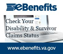 Check Your Disability and Survivor Claims Status www.ebenefits.va.gov