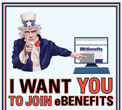 eBenefits Infographic