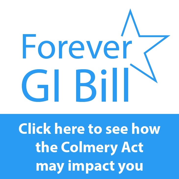 Forever GI Bill (Colmery Act) Information